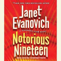 Notorious Nineteen by Janet Evanovich audiobook
