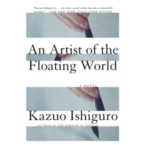 An Artist of the Floating World by Kazuo Ishiguro audiobook