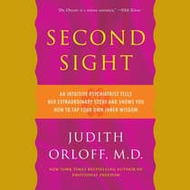 Second Sight by Judith Orloff audiobook