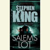 Salem's Lot by Stephen King audiobook
