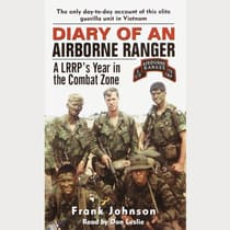 Diary of an Airborne Ranger by Frank Johnson audiobook