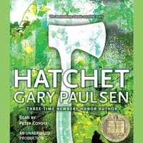 Hatchet by Gary Paulsen audiobook