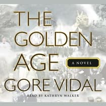 The Golden Age by Gore Vidal audiobook