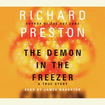 The Demon in the Freezer by Richard Preston audiobook