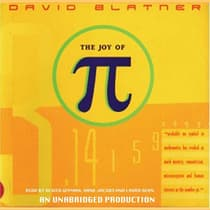 The Joy of Pi by David Blatner audiobook
