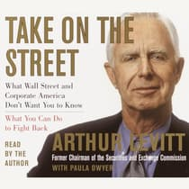 Take on the Street by Arthur Levitt audiobook