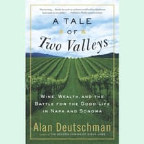 A Tale of Two Valleys by Alan Deutschman audiobook