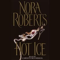 Hot Ice by Nora Roberts audiobook