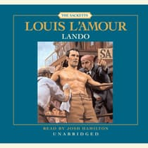 Lando by Louis L'Amour audiobook