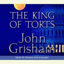 The King of Torts by John Grisham audiobook