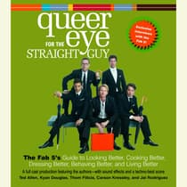 Queer Eye For the Straight Guy by Ted Allen audiobook
