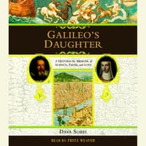 Galileo's Daughter by Dava Sobel audiobook