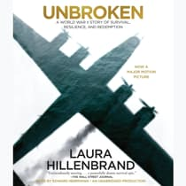Unbroken by Laura Hillenbrand audiobook