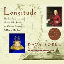 Longitude by Dava Sobel audiobook