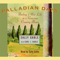 Palladian Days by Sally Gable audiobook