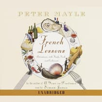 French Lessons by Peter Mayle audiobook