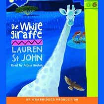 The White Giraffe by Lauren St. John audiobook