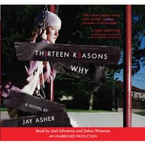 Thirteen Reasons Why by Jay Asher audiobook