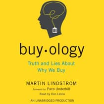 Buyology by Martin Lindstrom audiobook