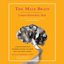 The Male Brain by Louann Brizendine audiobook