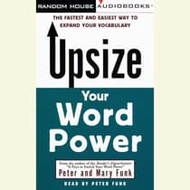 Upsize Your Word Power by Peter Funk audiobook