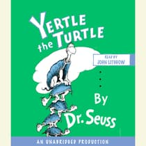 Yertle the Turtle by Seuss audiobook