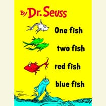 One Fish Two Fish Red Fish Blue Fish by Seuss audiobook