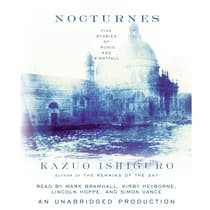 Nocturnes by Kazuo Ishiguro audiobook