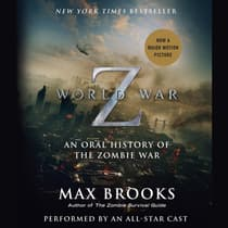 World War Z: The Complete Edition (Movie Tie-In Edition) by Max Brooks audiobook