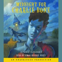 Midnight for Charlie Bone by Jenny Nimmo audiobook