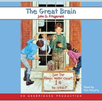 The Great Brain by John Fitzgerald audiobook