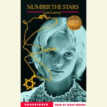 Number the Stars by Lois Lowry audiobook