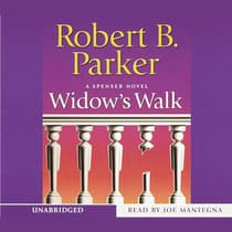 Widow's Walk by Robert B. Parker audiobook