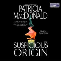 Suspicious Origin by Patricia MacDonald audiobook