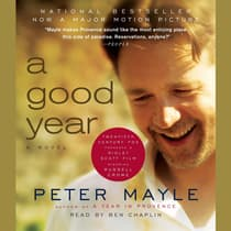 A Good Year by Peter Mayle audiobook