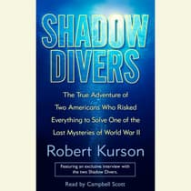 Shadow Divers by Robert Kurson audiobook