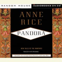 Pandora by Anne Rice audiobook