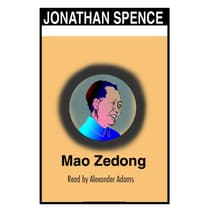 Mao Zedong by Jonathan D. Spence audiobook