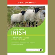 Spoken World: Irish by Living Language audiobook