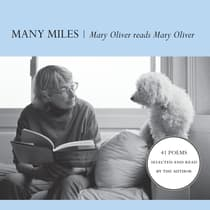 Many Miles by Mary Oliver audiobook