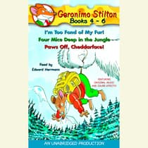 Geronimo Stilton: Books 4-6 by Geronimo Stilton audiobook