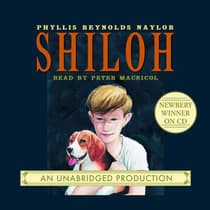 Shiloh by Phyllis Reynolds Naylor audiobook