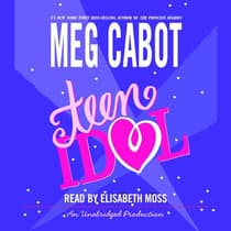 Teen Idol by Meg Cabot audiobook