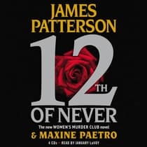 12th of Never by James Patterson audiobook