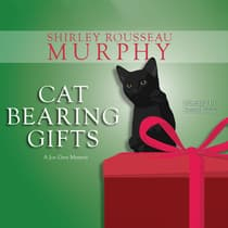 Cat Bearing Gifts by Shirley Rousseau Murphy audiobook