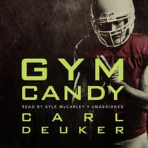 Gym Candy by Carl Deuker audiobook