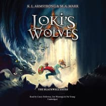 Loki's Wolves by Kelley Armstrong audiobook