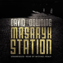 Masaryk Station by David Downing audiobook