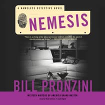 Nemesis by Bill Pronzini audiobook