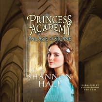 Palace of Stone by Shannon Hale audiobook